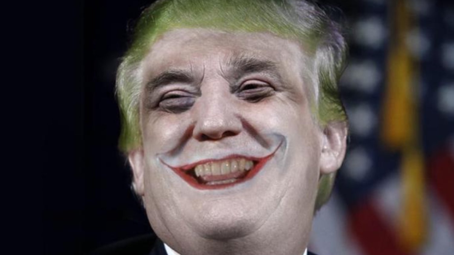 Mark Hamill Is Back as The Joker as He Reads Donald Trumps Wiretap Tweet