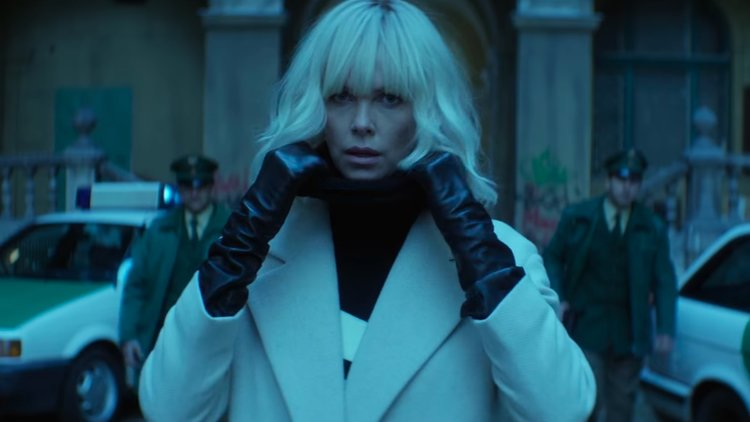 Image result for Atomic Blonde charlize theron