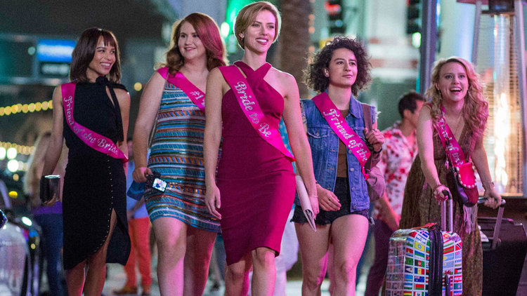 New Movie: Rough Night (Starring Scarlett Johansson, Zoë Kravitz) Trailer