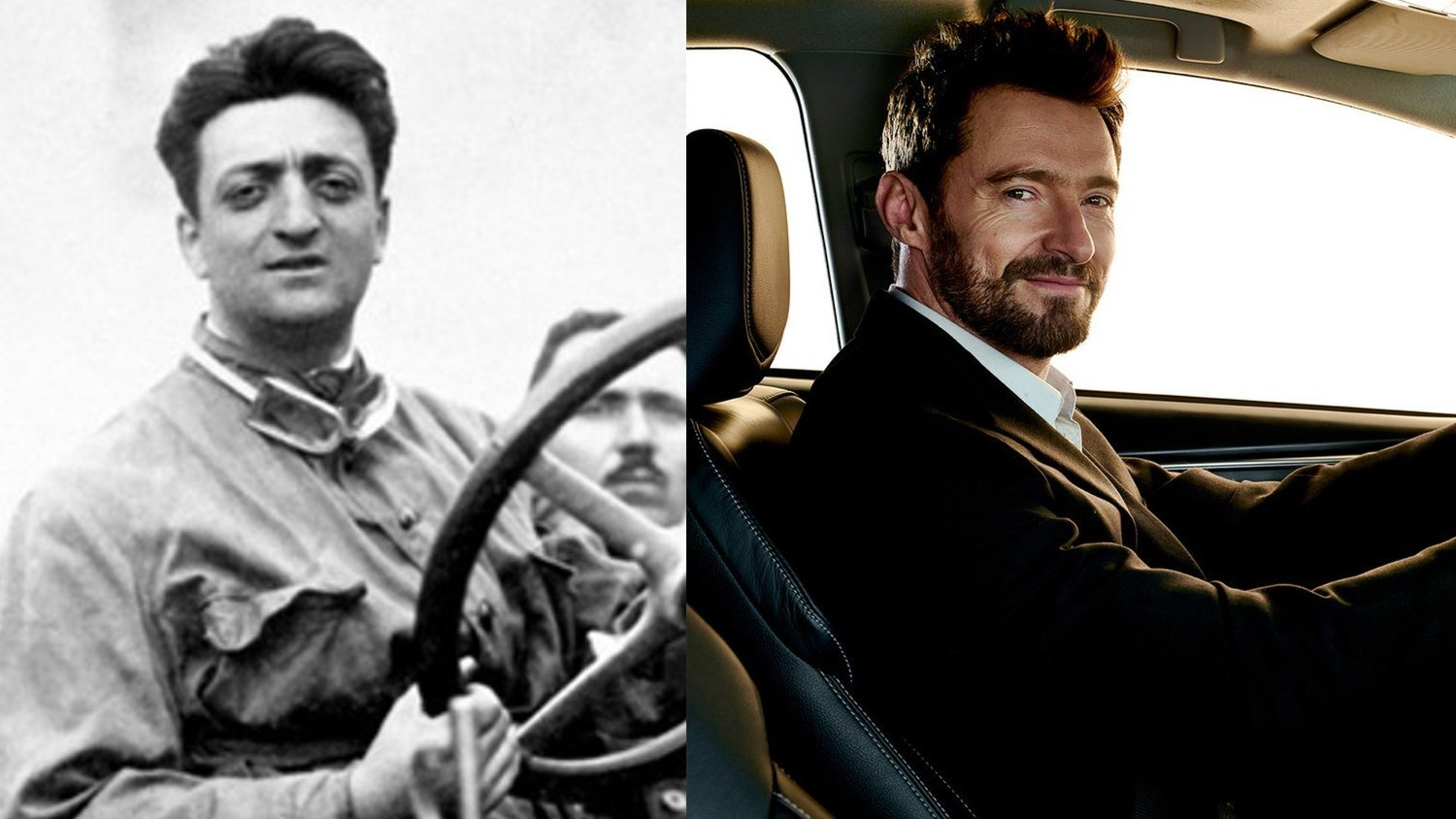 Hugh Jackman to Star in Director Michael Mann's FERRARI