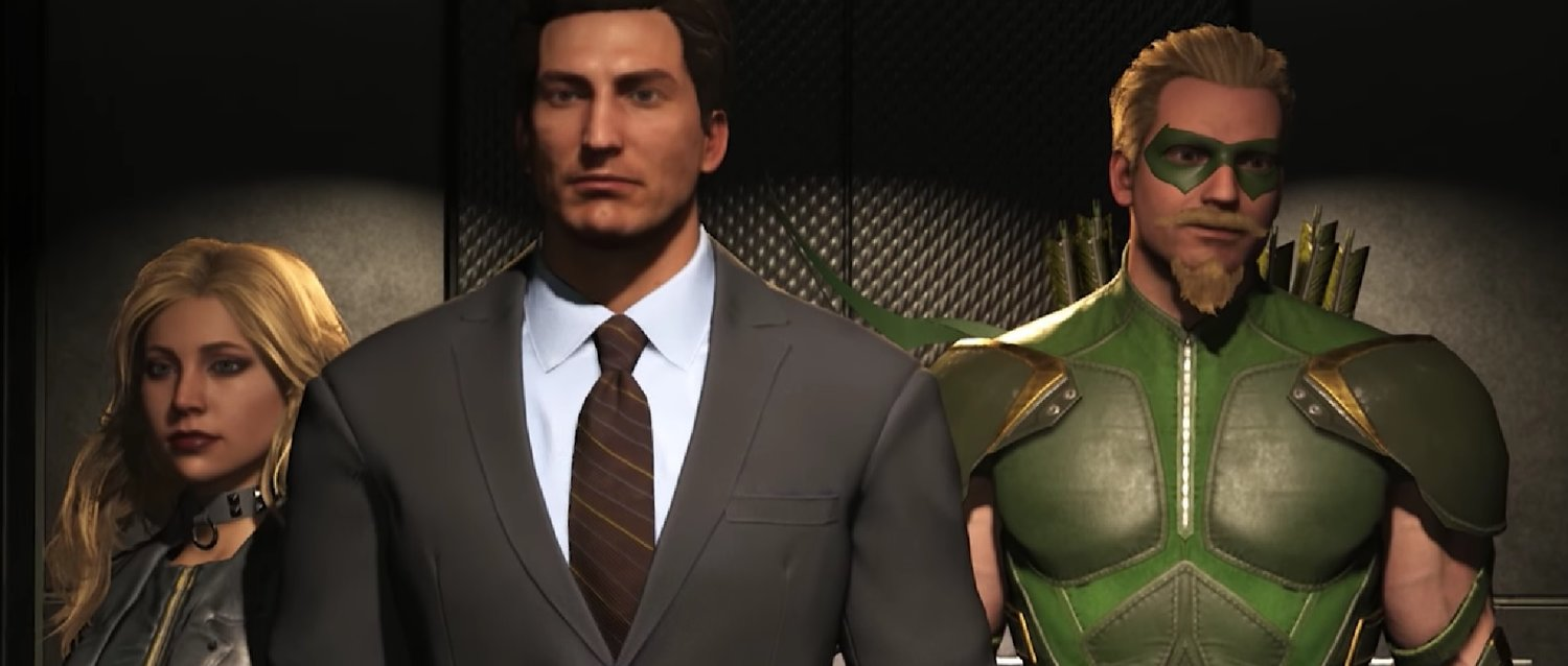 New Story Trailer For INJUSTICE 2 Shows Where The Line Is Drawn