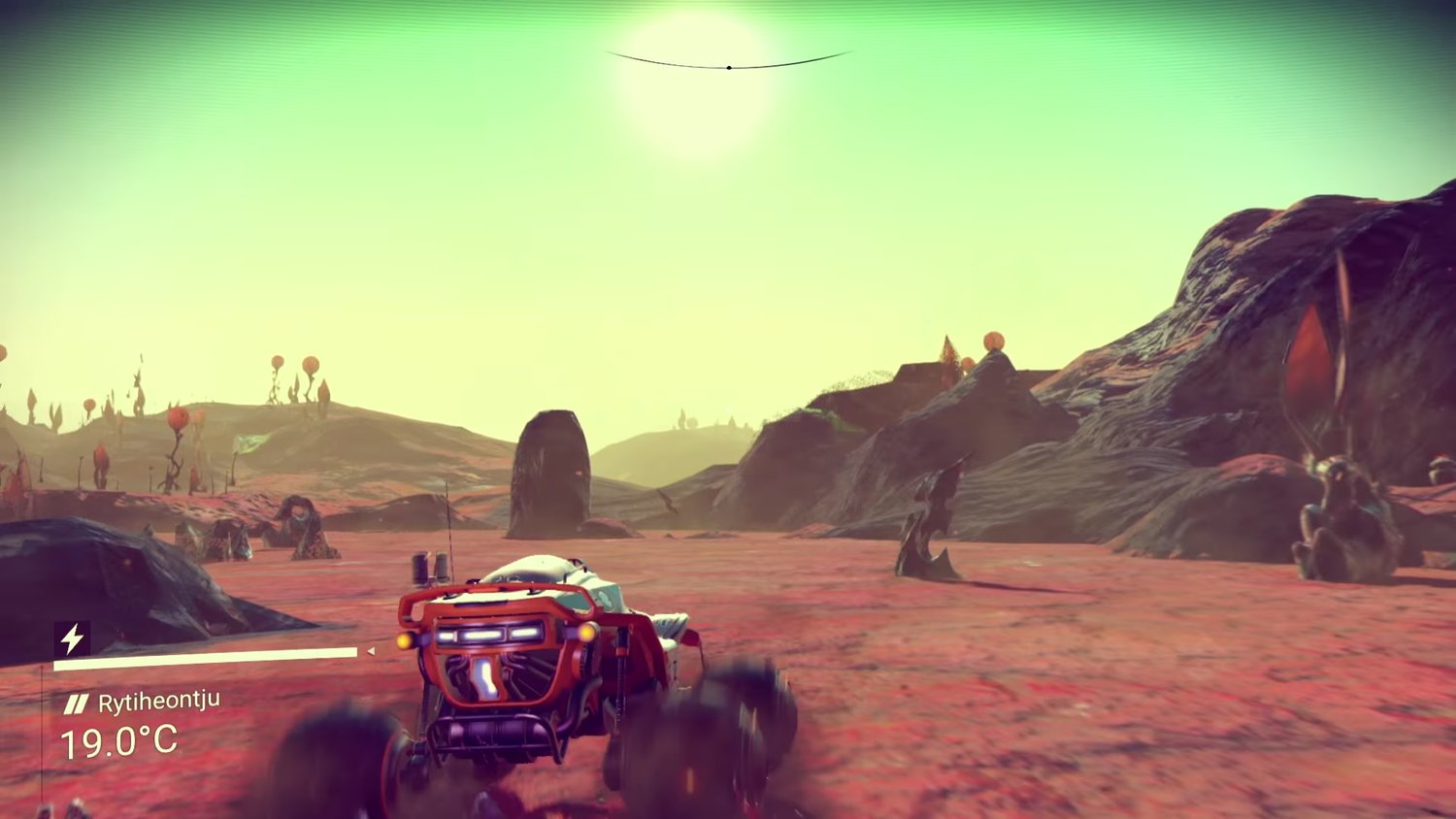 NO MAN'S SKY Adds Vehicles, and They Actually Look Kind of Fun