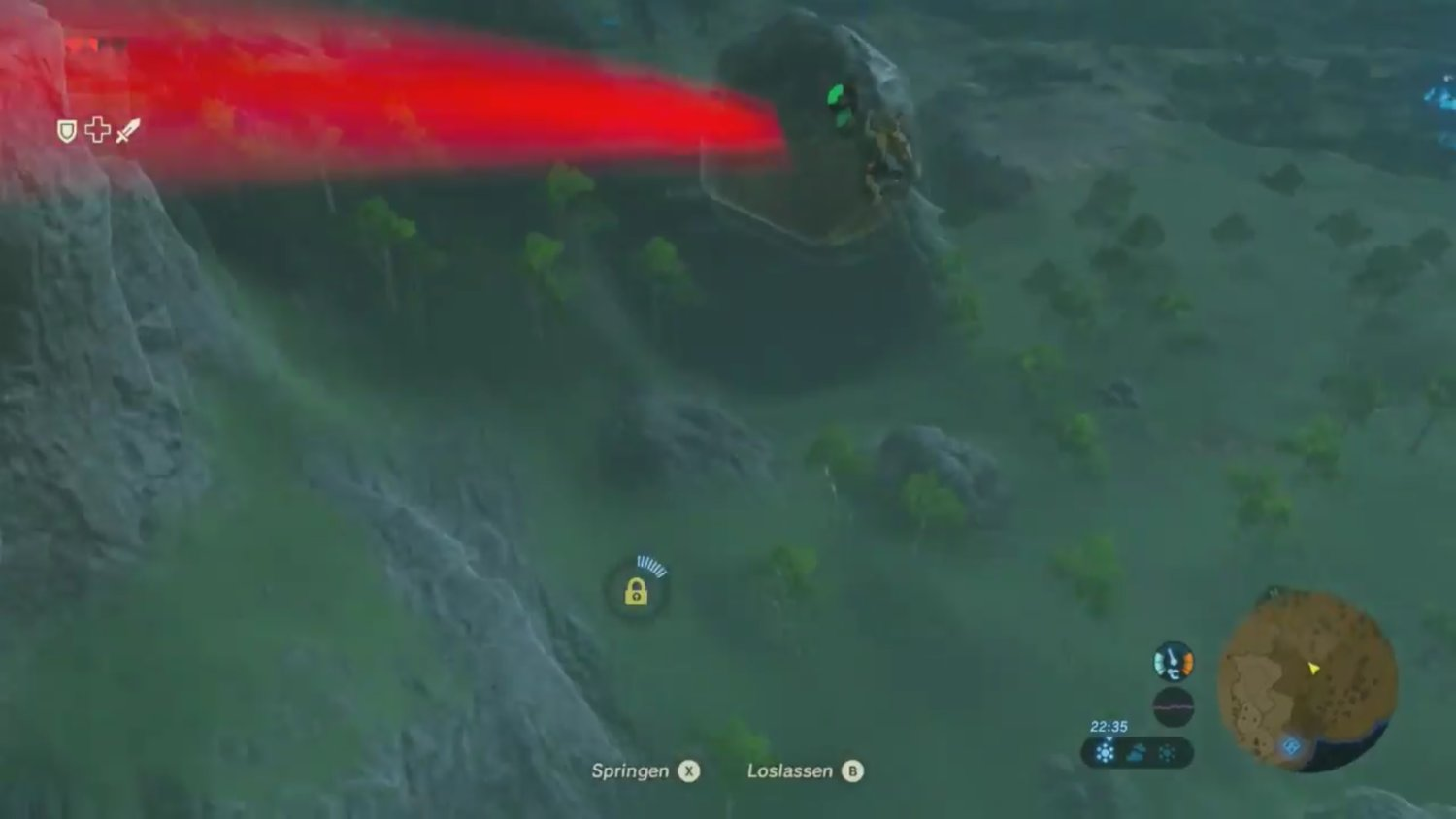 Boulders Are The New Way To Travel In ZELDA: BREATH OF THE WILD