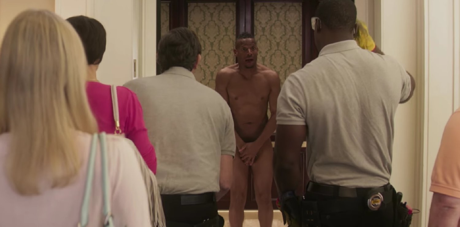 Marlon Wayans Is NAKED in Teaser for New Netflix GROUNDHOG DAY Style Film