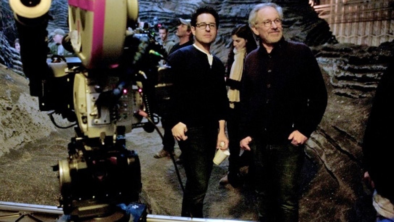 Steven Spielberg and J.J. Abrams Team Up to Develop a Syrian Refugee Drama