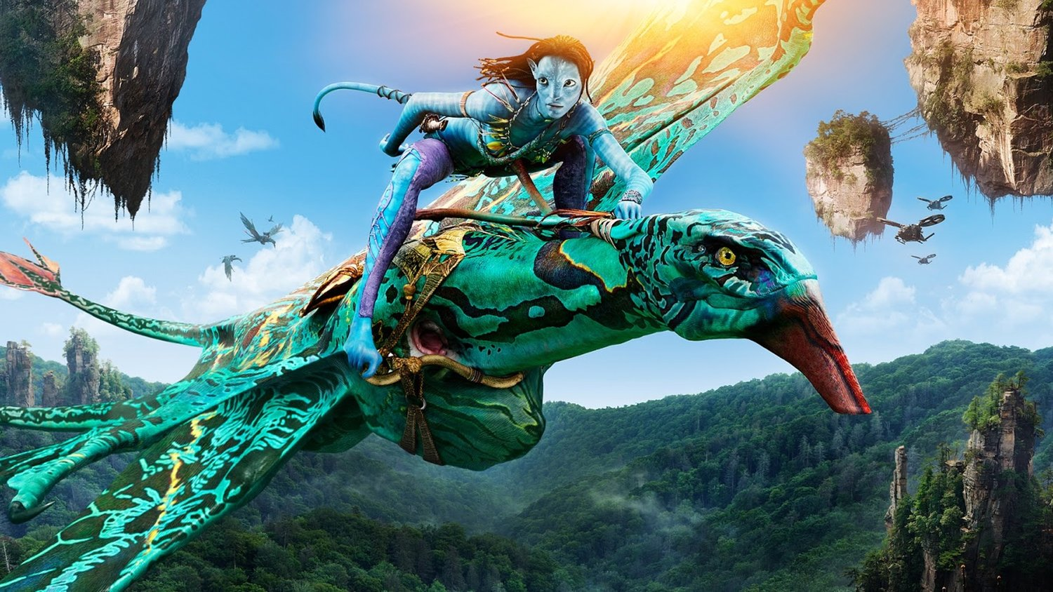 Watch a Tour of the New AVATAR Theme Park That Shows Us What Happens After the Film Saga Ends