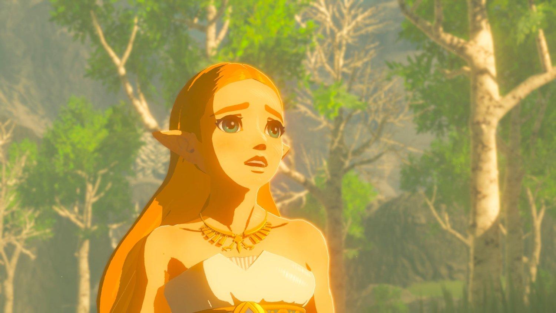 Editorial: Princess Zelda's Voice Is Gross AF