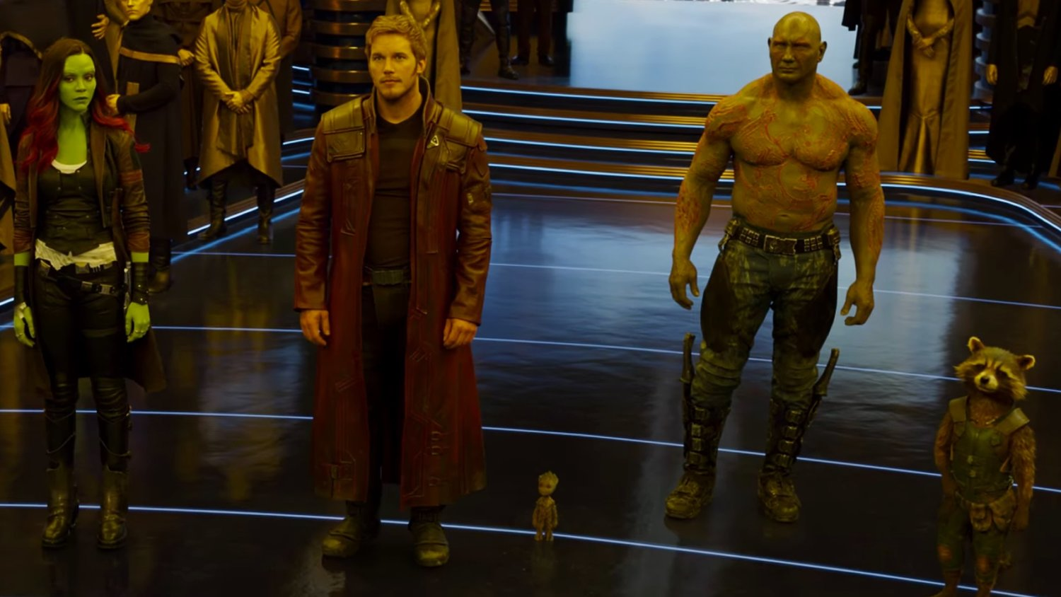 James Gunn Shares New Details About Each Core Member of the Team in GUARDIANS OF THE GALAXY VOL. 2