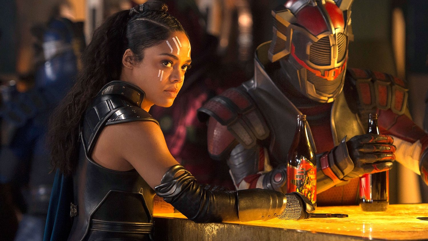 New Details on Tessa Thompson's Valkyrie in THOR: RAGNAROK Includes Story Info and Character Design