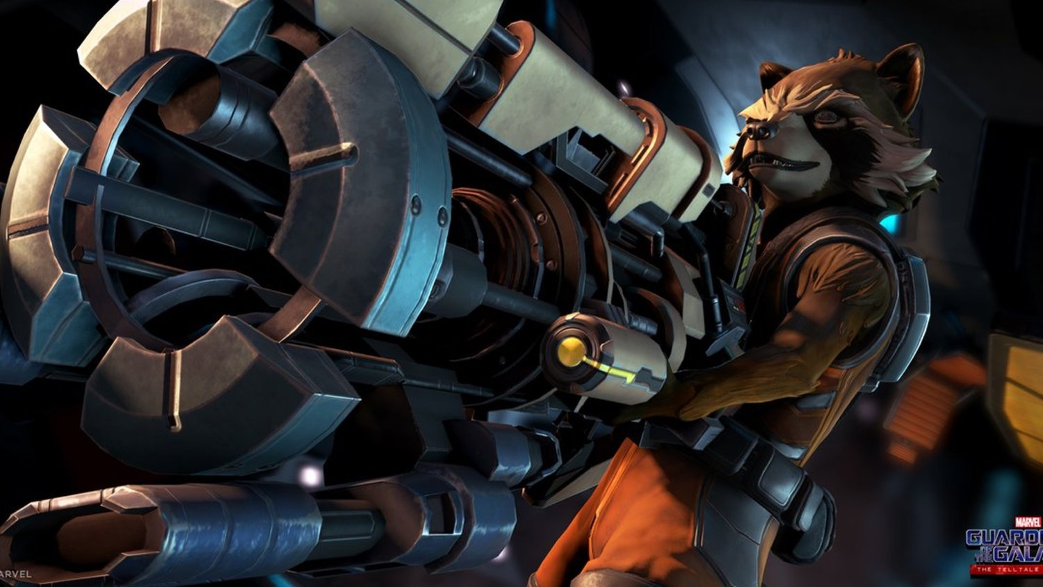 First Images, Details, and Voice Cast Revealed for Telltale's GUARDIANS OF THE GALAXY