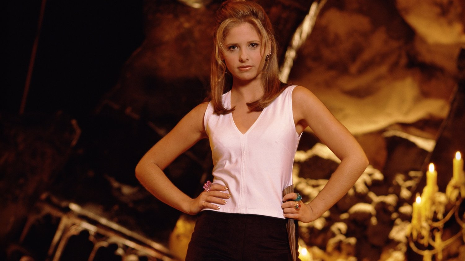 Sarah Michelle Gellar Pens a Heartfelt Letter for the 20th Anniversary of BUFFY THE VAMPIRE SLAYER
