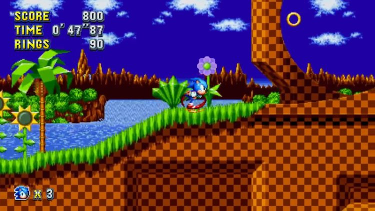 New Gameplay Shows SONIC MANIA Combining Retro And Modern In An Amazing Way