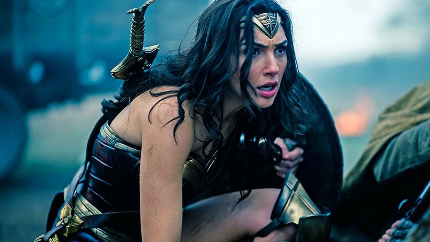 The New WONDER WOMAN Trailer is Spectacularly Awesome!