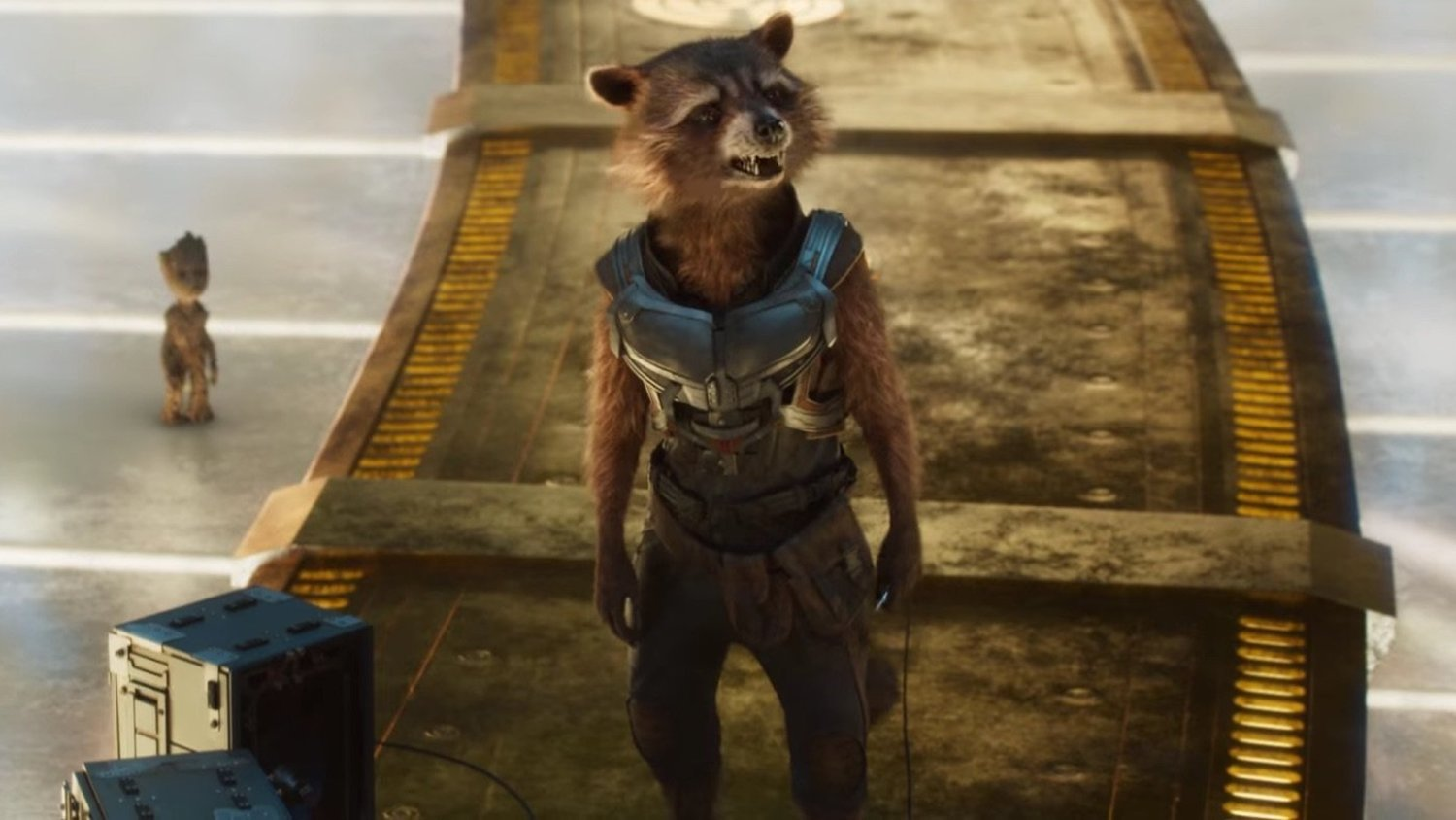 Turds Are a Major Topic of Conversation in Hilarious New Spot for GUARDIANS OF THE GALAXY VOL. 2