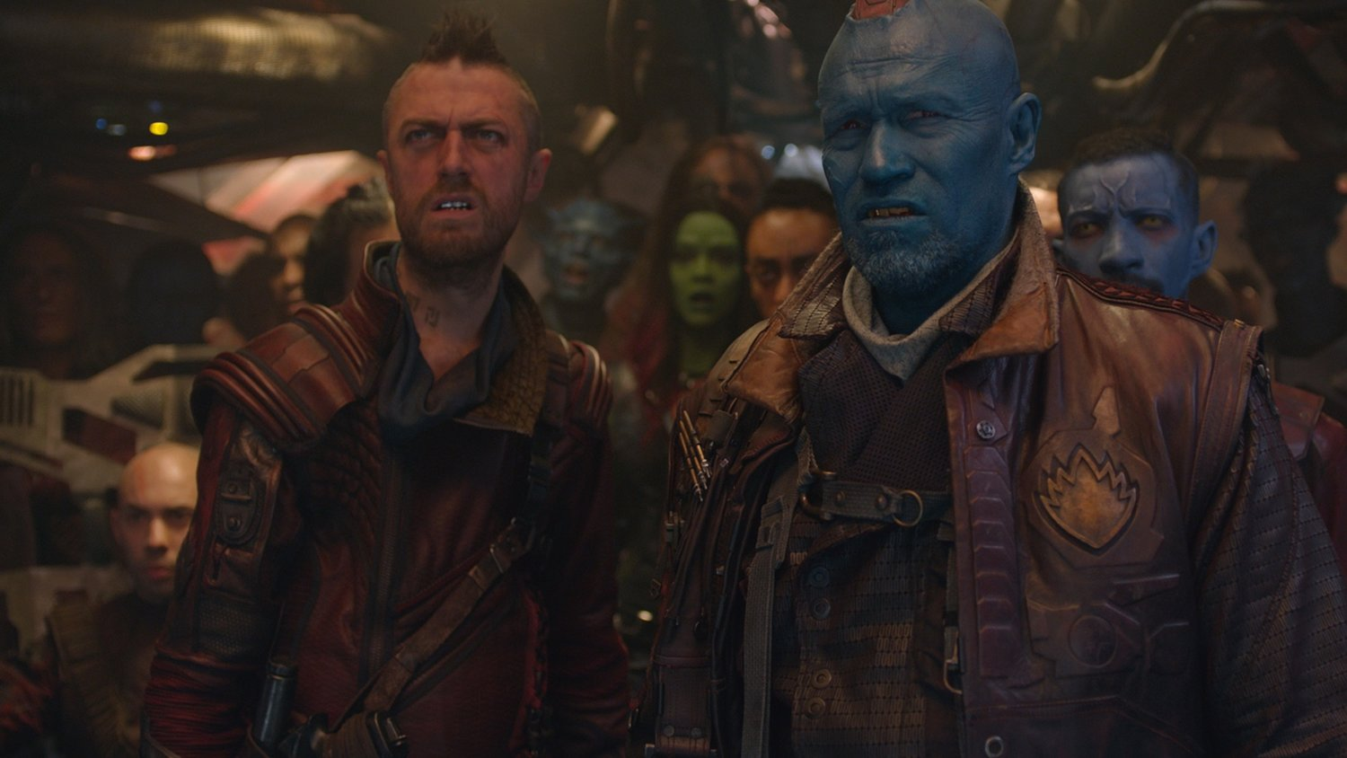 Sean Gunn Offers Details on Kraglin's Expanded Role in GUARDIANS OF THE GALAXY VOL. 2