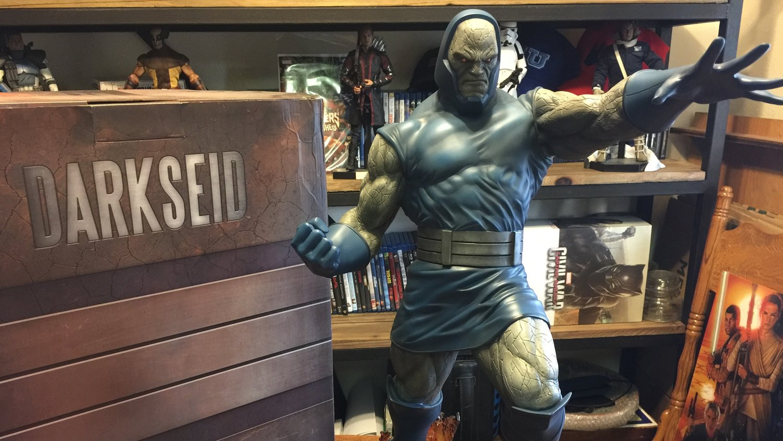Darkseid Premium Format Figure Review - Sideshow Collectibles