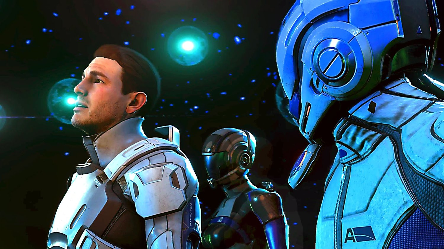MASS EFFECT: ANDROMEDA Has Over 1,200 Speaking Roles