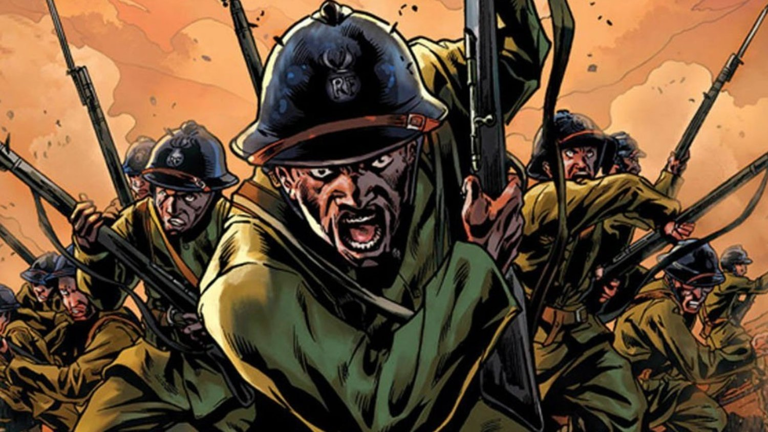 Will Smith Is Developing HARLEM HELLFIGHTERS Graphic Novel for The History Channel