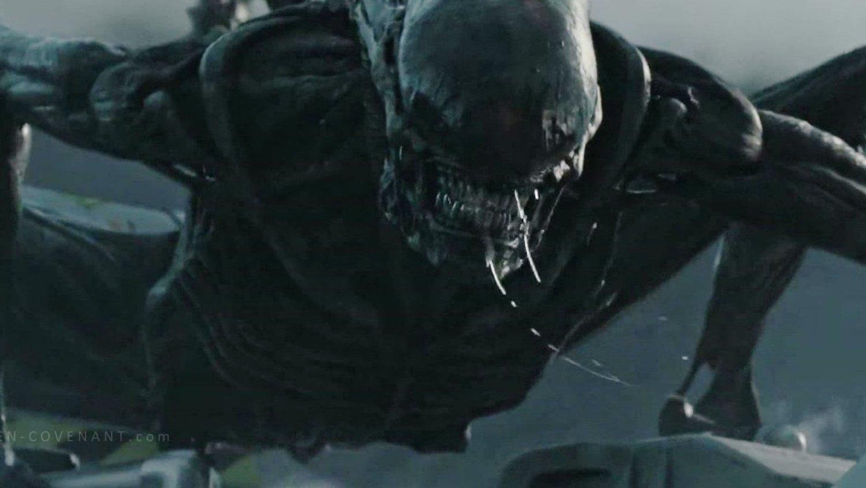 The True Origin of the Xenomorphs Has Been Revealed in ALIEN: COVENANT