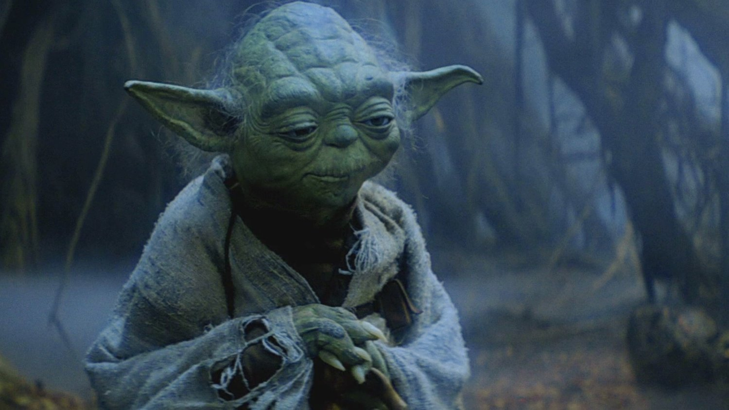 Frank Oz Might Be Reprising His Role as Yoda in STAR WARS: THE LAST JEDI