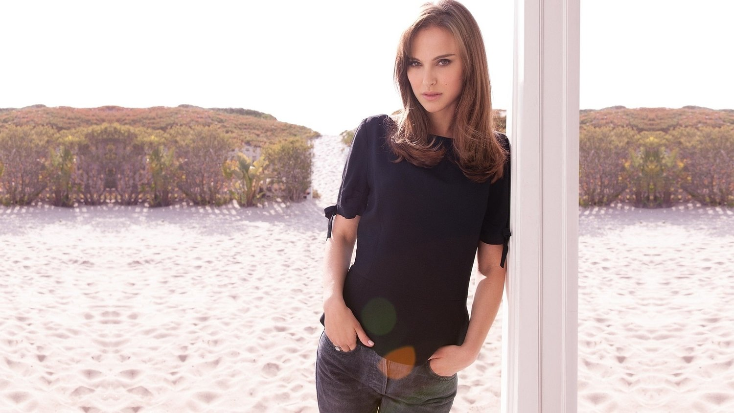 Natalie Portman May Star in Ridley Scott's Getty Kidnapping Drama ALL THE MONEY IN THE WORLD