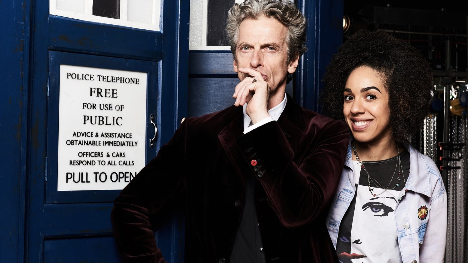 New Trailer for DOCTOR WHO Season 10