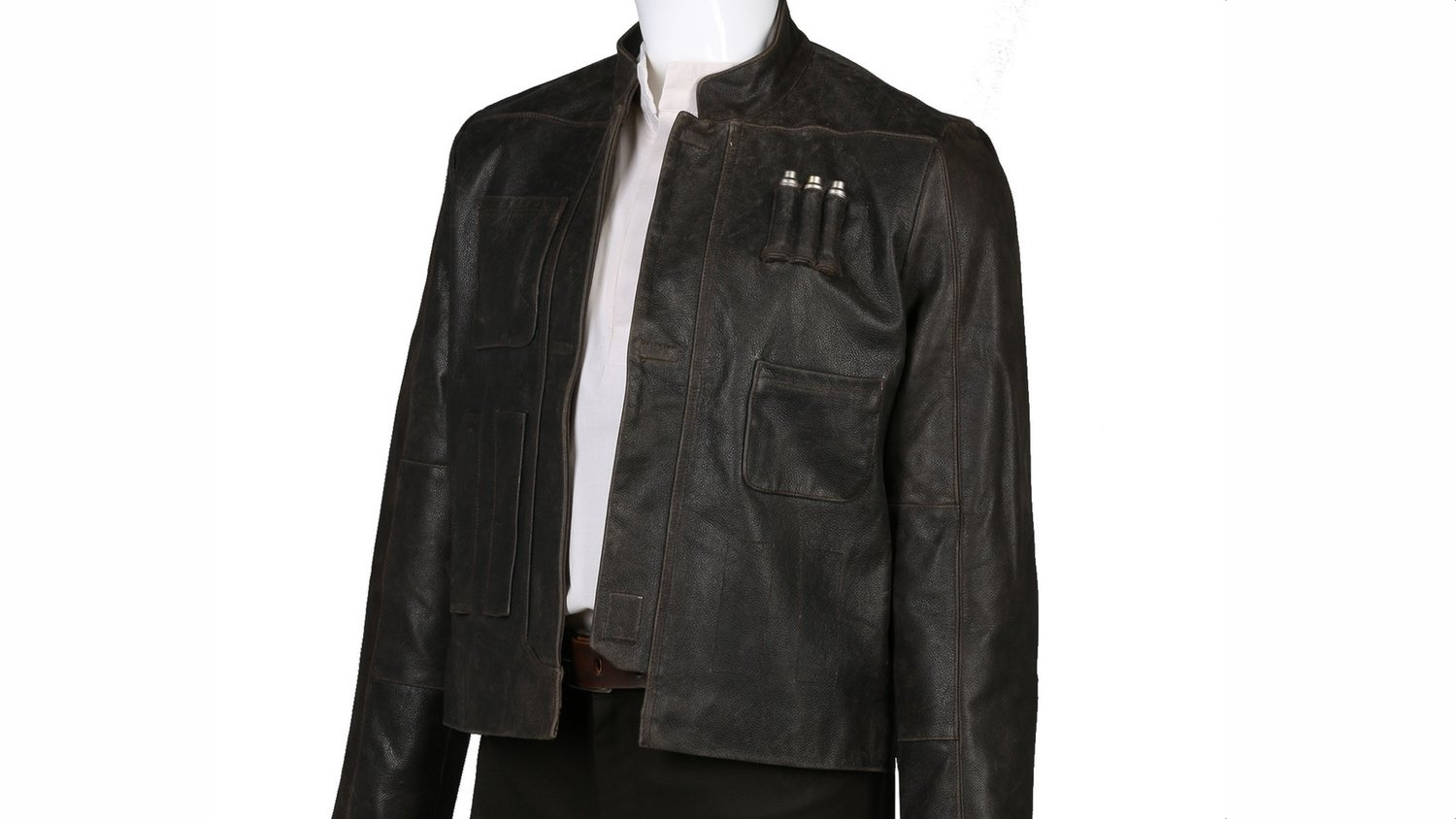 This Is the Best Han Solo Jacket That $500 Can Buy!