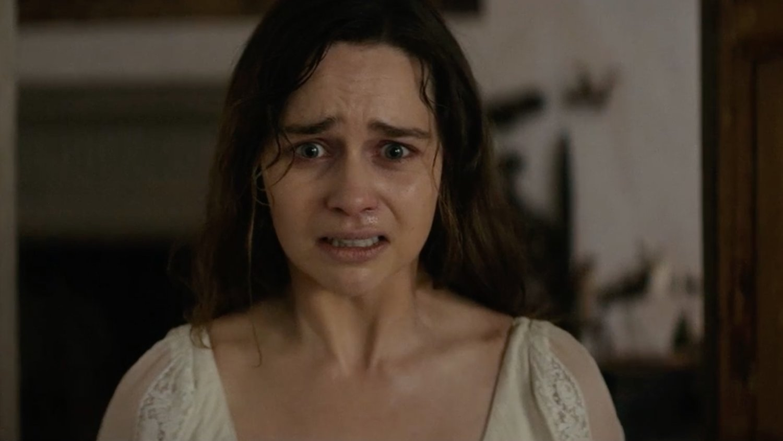 Spooky Trailer for Emilia Clarke's Horror Film THE VOICE IN THE STONE