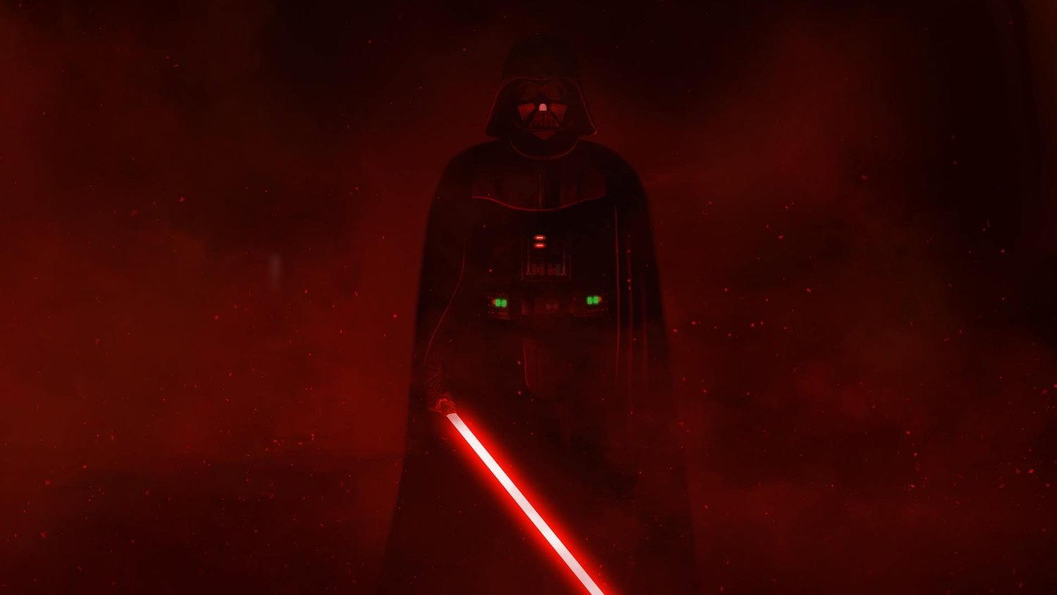 Darth Vader's Epic Final Scene in ROGUE ONE Was Added at the Last Minute
