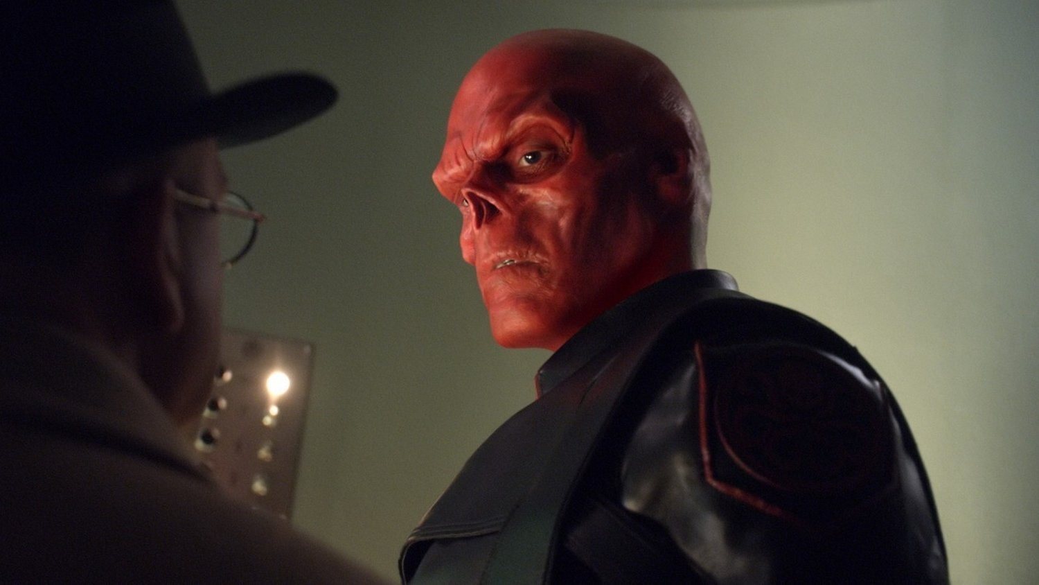 Samuel L. Jackson May Have Just Teased the Return of Red Skull in the MCU