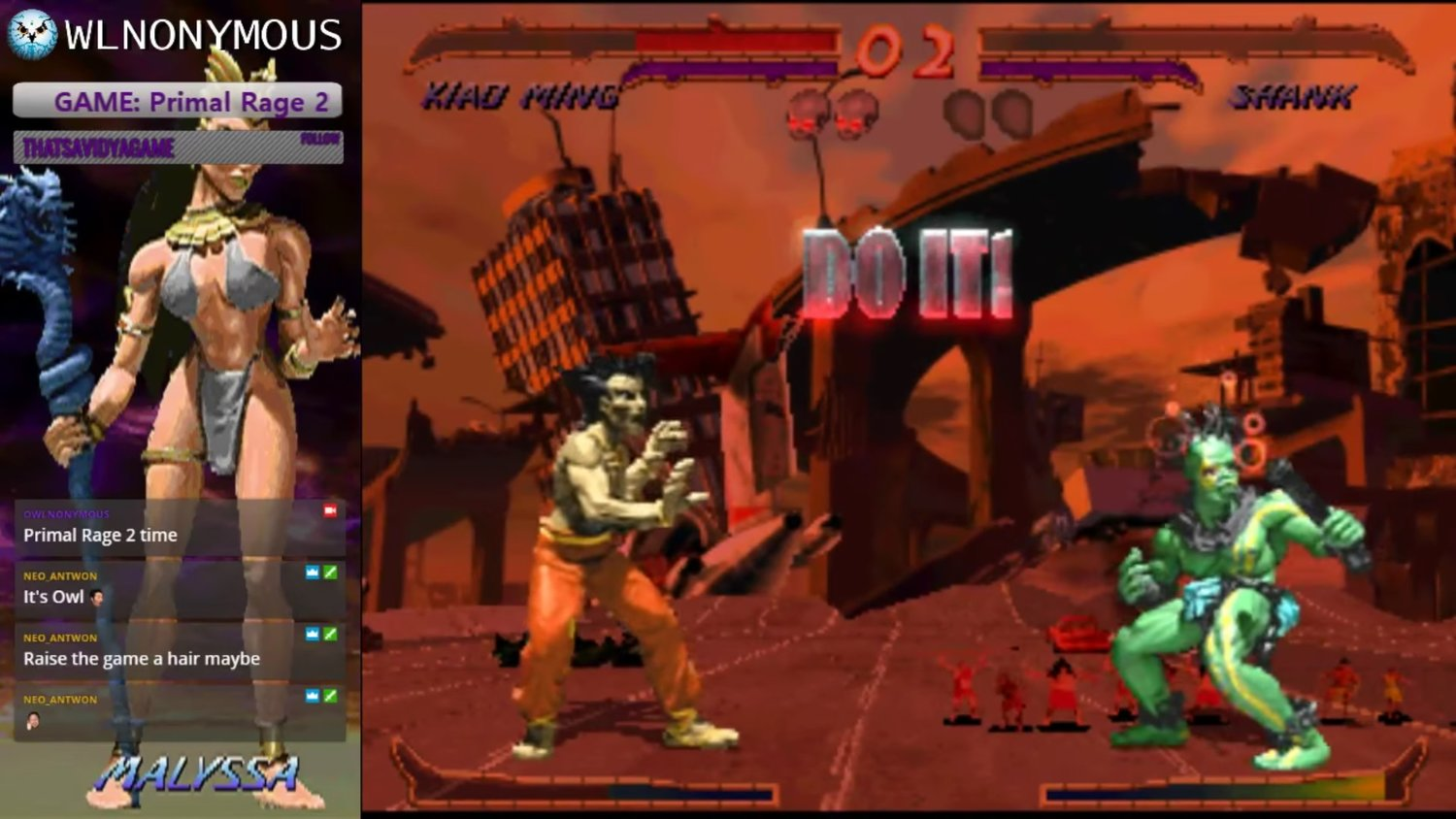 You Can Now Play The Cancelled PRIMAL RAGE Sequel