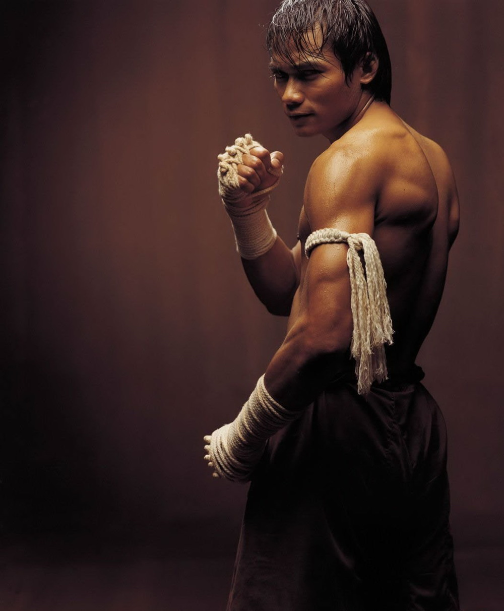 Jaa Awesome martial arts action stars tony jaa, iko uwais, and tiger chen will