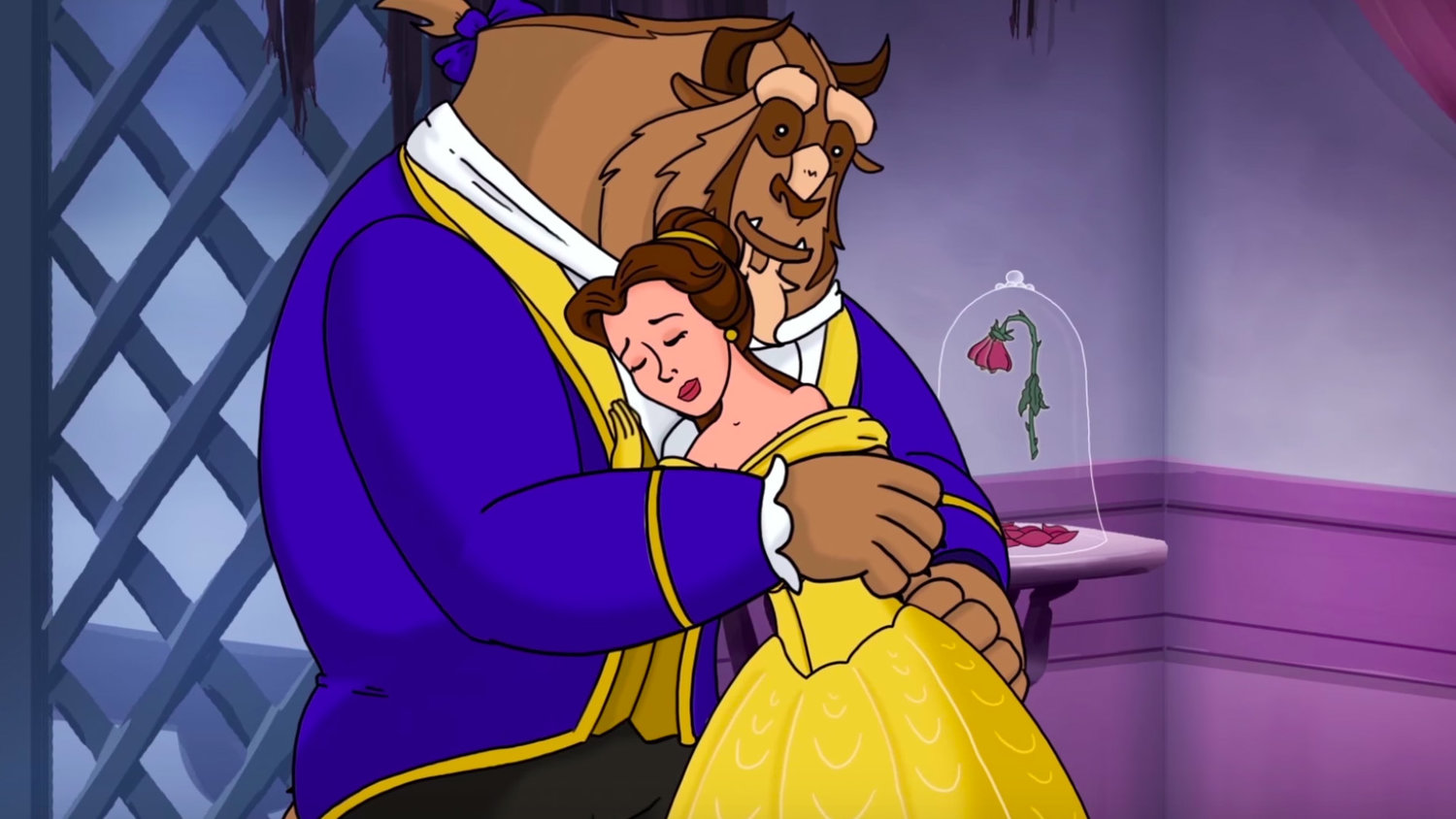 Watch: How BEAUTY AND THE BEAST (1991) Should Have Ended