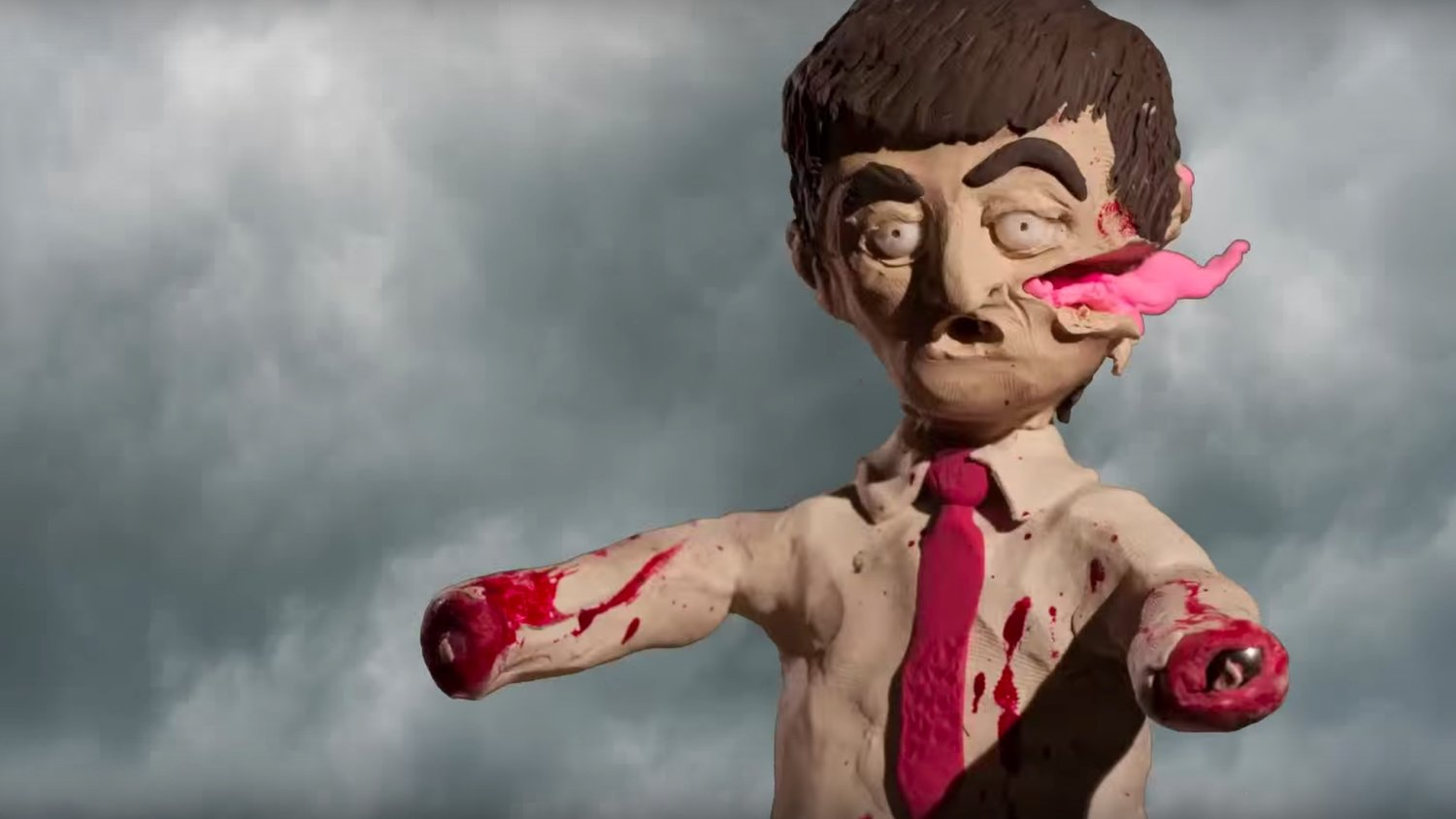 3 New Twisted and Jacked-Up Claymation Shorts for THE BELKO EXPERIMENT