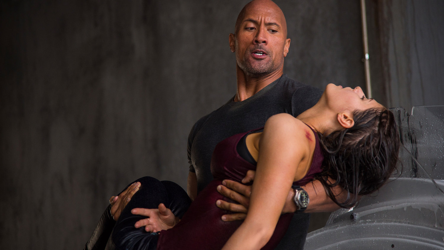 The Rock Will Play a Disabled War Veteran in His New Action Movie SKYSCRAPER, Which Now Has a Release Date
