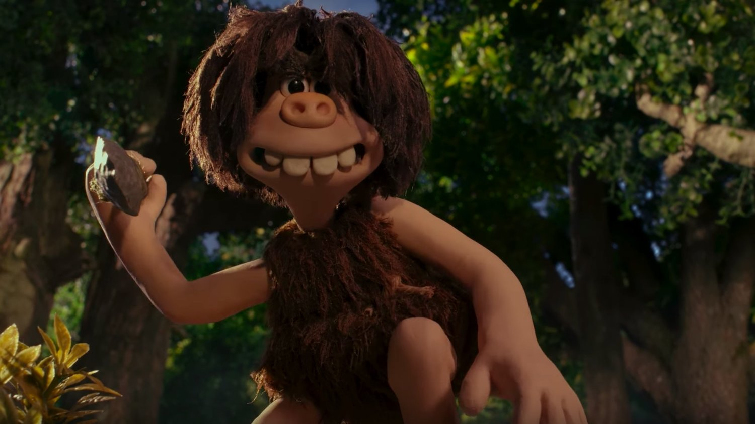 Delightful Teaser Trailer for Aardman Animations' Stop-Motion Stone Age Film EARLY MAN