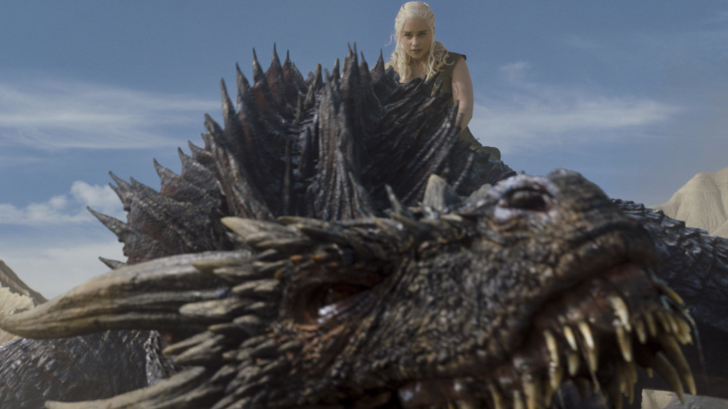 GAME OF THRONES Season 7: Dany's Dragons Will Be the Size of 747s