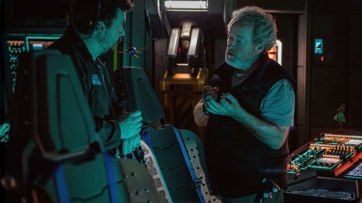 Ridley Scott Reveals the Title of His Next Alien Film and Starts to Spill Too Much Information