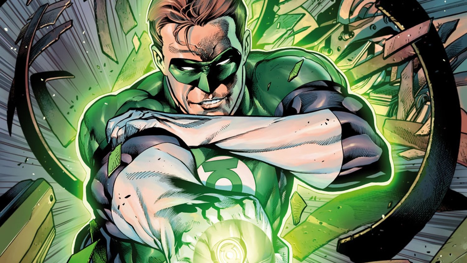 It Looks Like GREEN LANTERN CORPS Could Be Directed by David S. Goyer