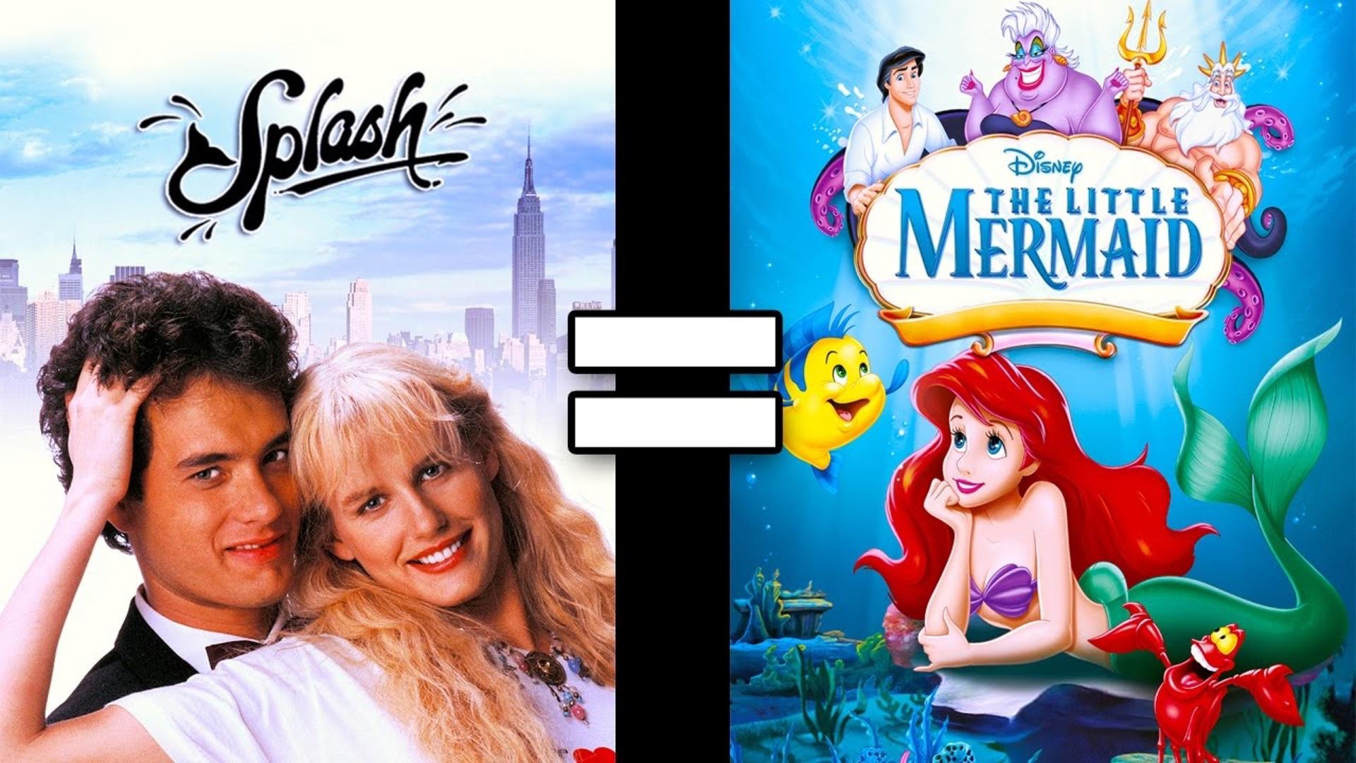 24 reasons splash and the little mermaid are the same movie geektyrant