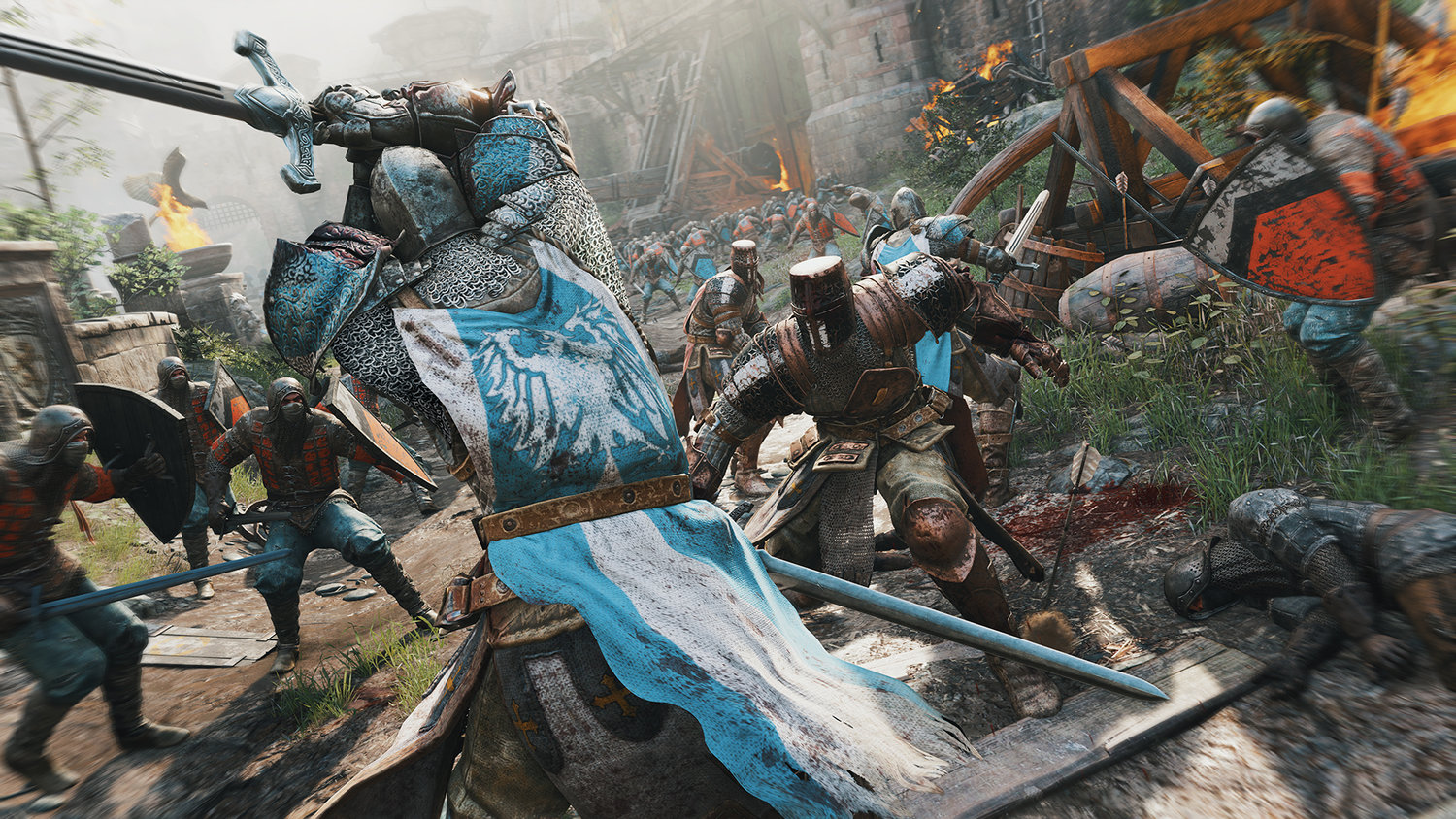 Player Predicts It Would Take Two And A Half Years To Unlock Everything In FOR HONOR Without Money