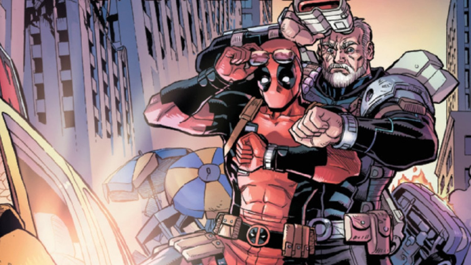 Cable's Casting for DEADPOOL 2 Will Be Announced Soon and More Obscure Characters Are Joining the Party