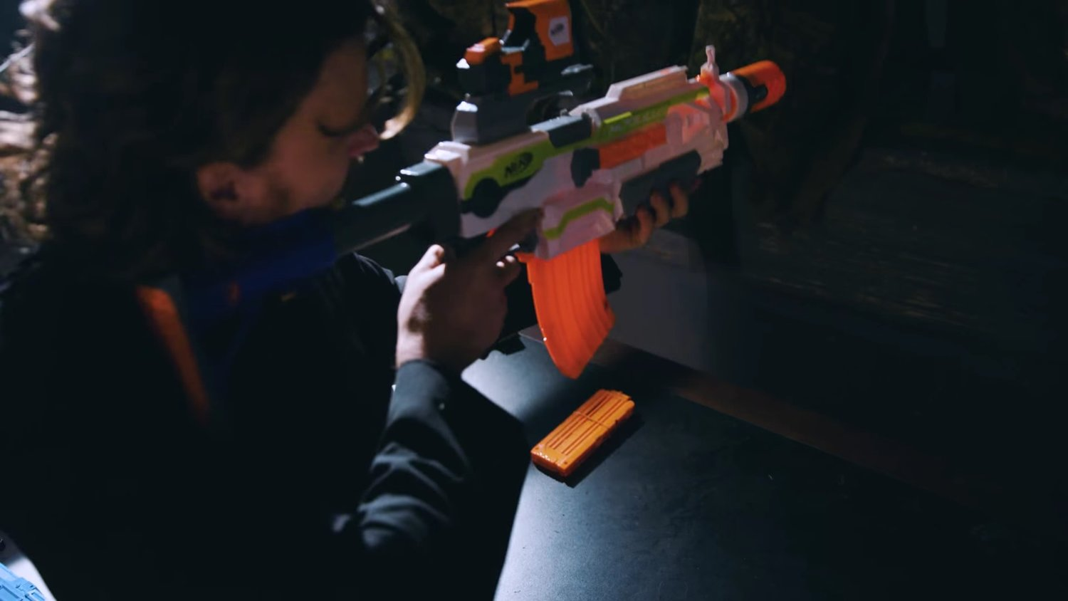 Things Get Crazy in This JOHN WICK-Inspired Nerf Battle