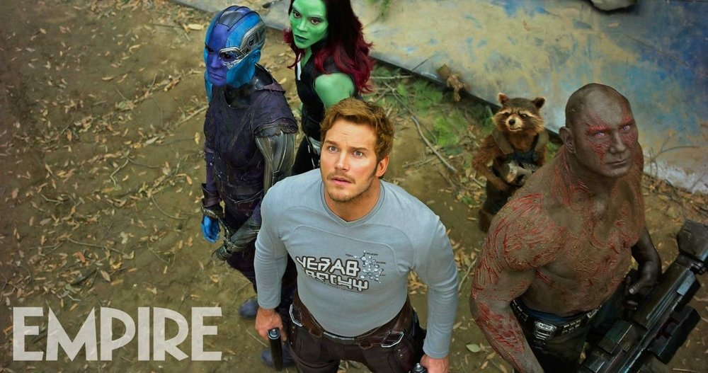 New Photo of Kurt Russell as Ego in GUARDIANS OF THE GALAXY VOL. 2 and More1