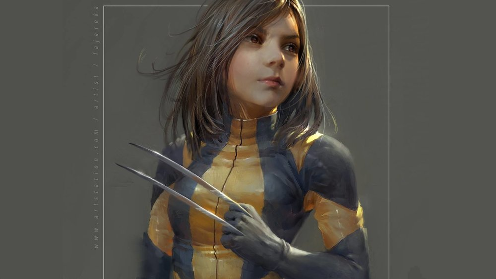 X 23 Costume Awesome Fan Art Featur...