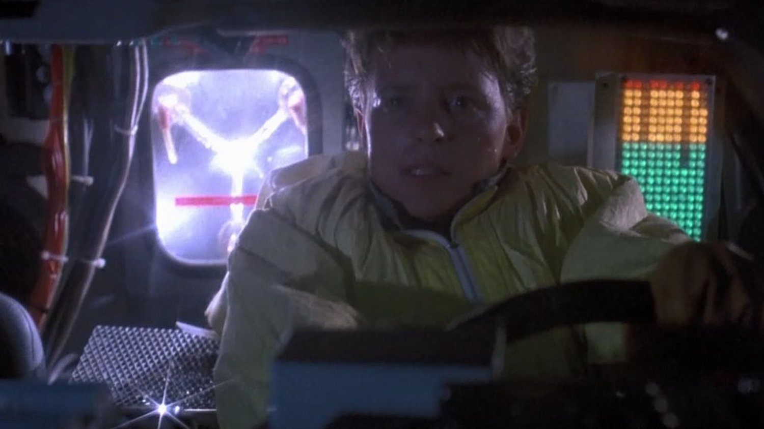 O'Reilly Auto Parts Included a Flux Capacitor From BACK THE