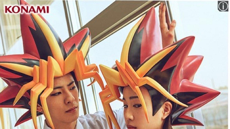 Yu-Gi-Oh Hair Looks Weird in Real Life
