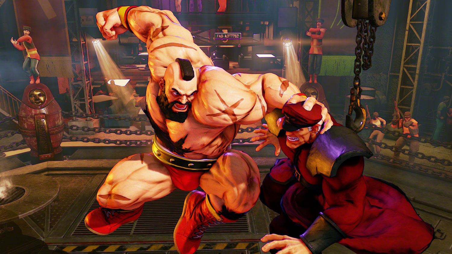 STREET FIGHTER V Going Free to Play on PC for Awhile