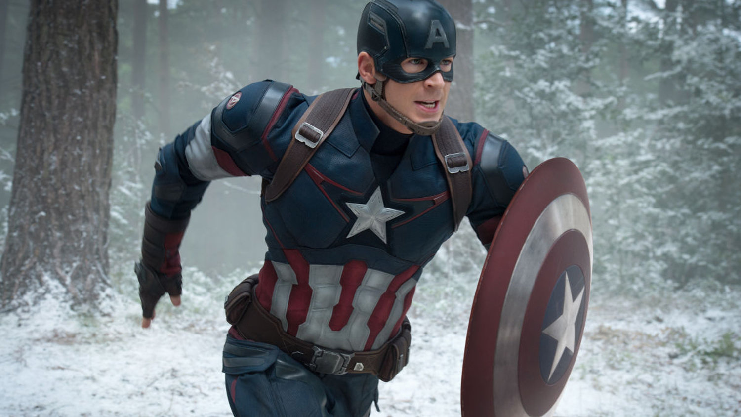 Chris Evans Is Open to Returning as Captain America Following AVENGERS: INFINITY WAR
