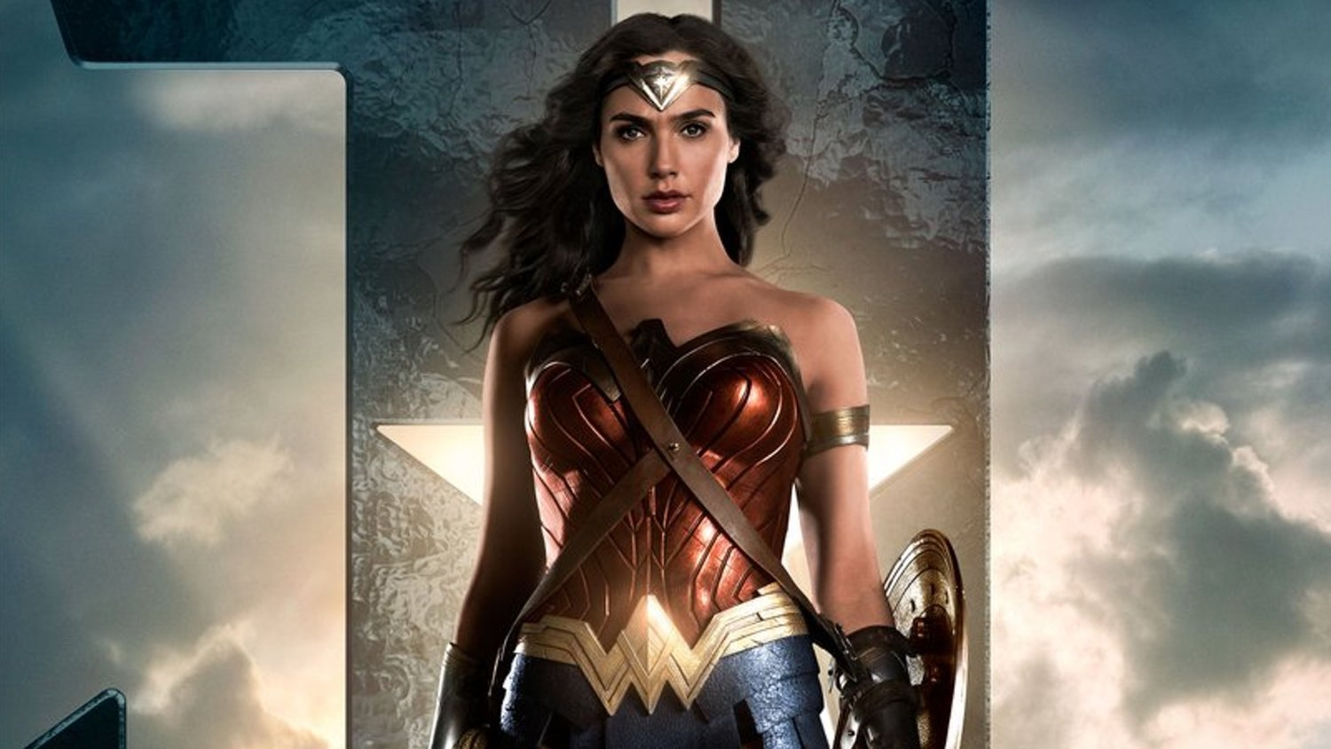The Wonder Woman Promo Spot and Poster for JUSTICE LEAGUE Tease the Flying Fox